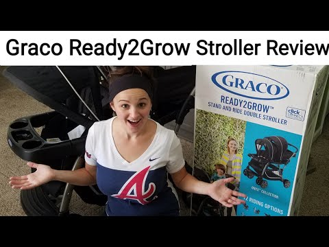 Graco Ready2Grow Double Stroller Review