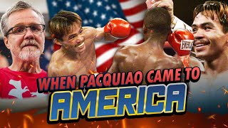 When Manny Pacquiao Came To Conquer America (Documentary Snippet)