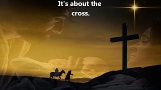 Christmas Is Truly About the Cross - by Go Fish!