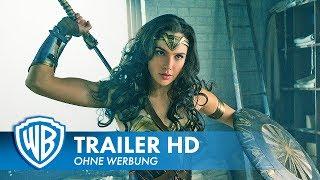 Wonder Woman Film Trailer