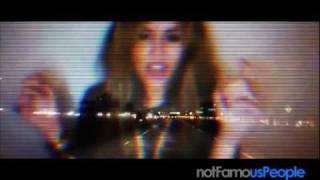 Miley Cyrus - Breathe On Me [Unfficial Music Video]