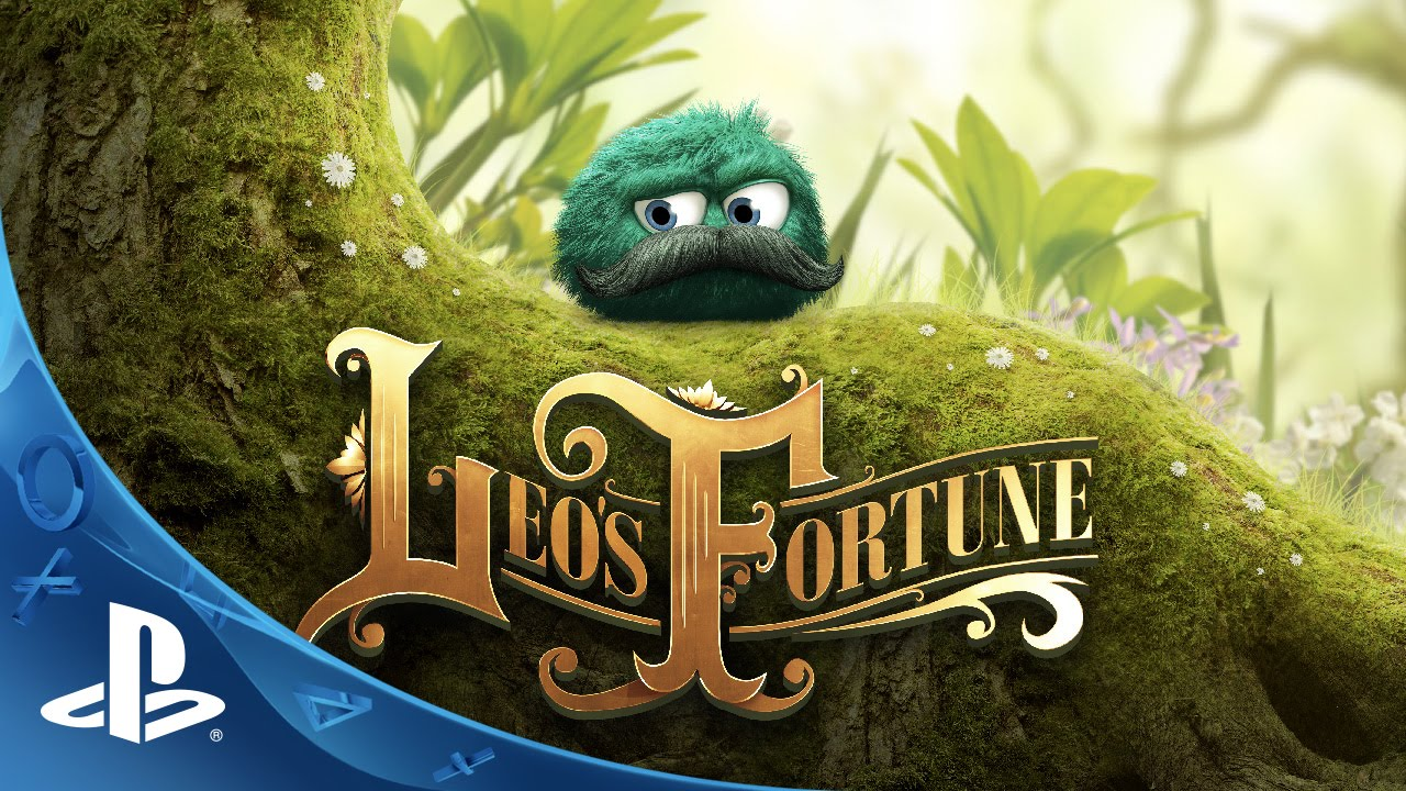 Schnauzbart vs. Physik – Leo's Fortune angespielt