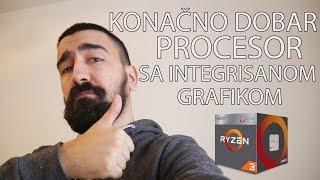 Konačno Pravi Procesori Sa Integrisanom Grafikom!