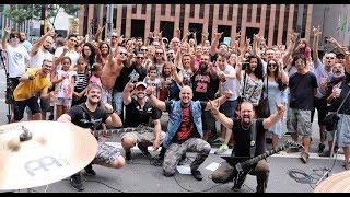 Makinaria Rock lança videoclipe da música 'Eu Quero Rock'