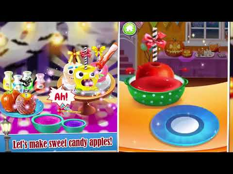 Halloween Monster Food Maker - Vampire Party Night