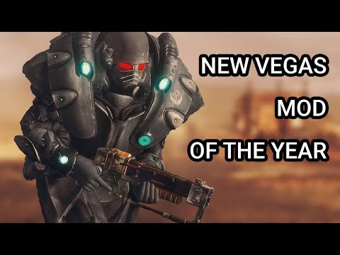 Fallout: New California is the mod of the year on the moddb