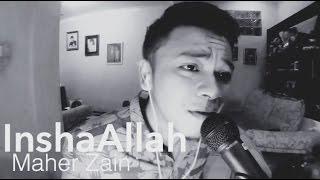 Video Maher Zain -  Insha Allah (cover) Mulyadi Ahmad