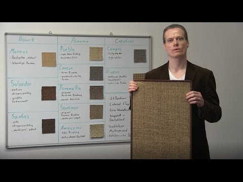 Unsere Sisalteppich Kollektion | Teppiche aus Sisal | global-carpet