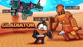 Epic GLADIATOR Boss Finale! (Minecraft)