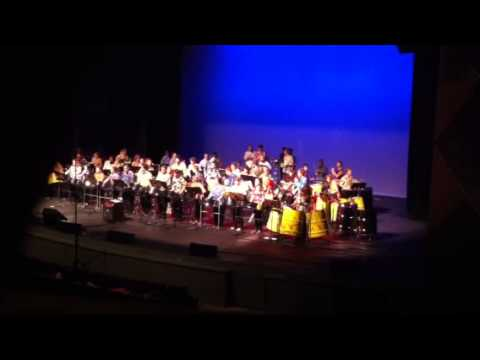 Steely Pan Steel Band at our Alumni Reunion Concert in 2014