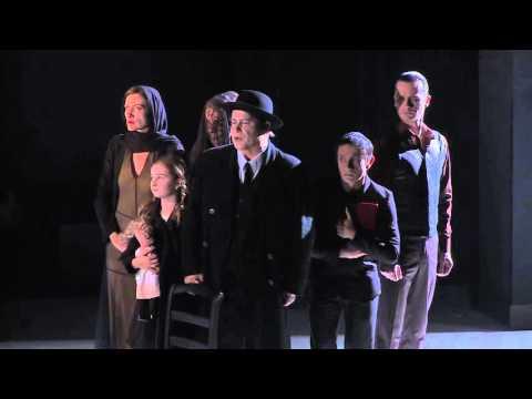 Six personnages en quête d'auteur au Théâtre de la Ville