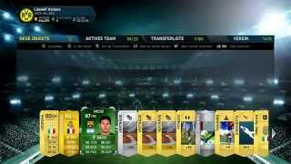 preview picture of video 'Fifa 14 Next Gen | Pack Opening | MotM :D'