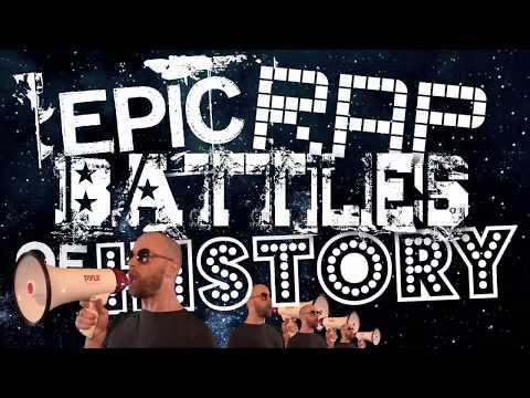 Epic Rap Battles of History returns Spring 2019