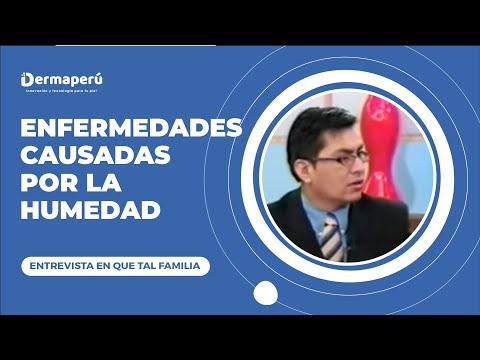 Entrevista Dr. Aparcana – Que Tal Familia – Enfermedades de la piel por humedad