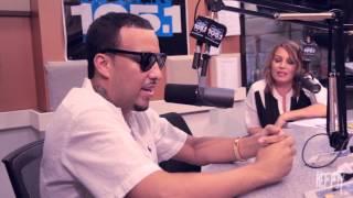 "French Montana ""Coke Boys TV"" Ep. 17 (Angie Martinez on Power 105.1)"