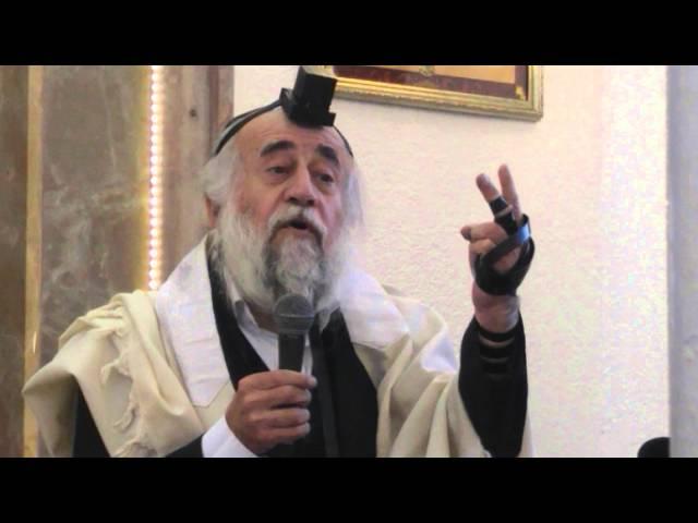 ברוך דיין האמת: המקובל רבי ישראל פנחסי זצ''ל