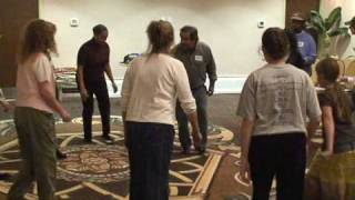 2008 OCALA DANCE WORKSHOP: DANCE (WITH YOUR TAMBOURINE) by Lenny & Varda