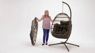 Eleanor Cocoon Egg Chair