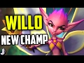 WILLO PALADINS NEW CHAMPION OB49 - Cluster Bombing Fairy