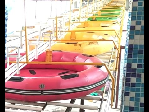 Water Park Big Raft Conveyor