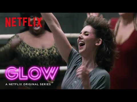 GLOW Season 1 Promo 'Team Bonding'