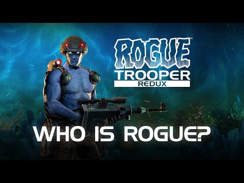 """Rogue Trooper Redux - """"Who is Rogue Trooper?"""" Character Reveal thumbnail"""