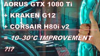 kraken g12 1080 ti ftw3 - TH-Clip