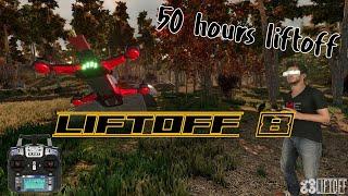 LIFTOFF #8 50 HOURS LIFTOFF | DRONESHOTS_VLAANDEREN