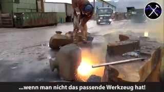 Praxis mit Profis (Teil 1)  ||  Brennschneiden EXTREM, Schneidbrennen DELUXE