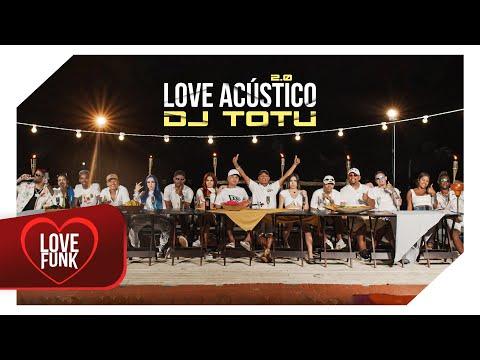 Love Acústico 2 - MC'S Lipi,Belle, Leozinho ZS, Samantha, Nathan,Piedro, CL, Krawk,Suh, Pelé, Barone