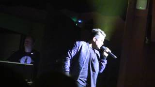 Joe McElderry - Real Late Starter - Basingstoke - SYSA Tour