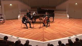 Claude Debussy - Piano Trio in G major -  Bendix-Balgley/Delepelaire/Rafalimanana
