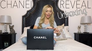 Chanel Unboxing Reveal