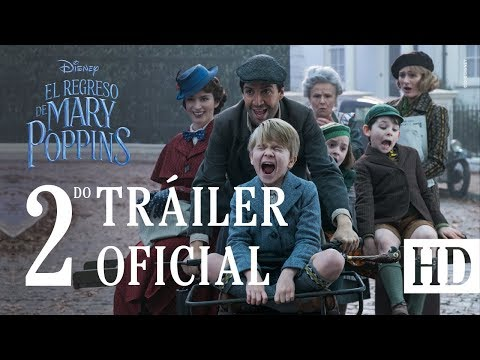 El Regreso de Mary Poppins trailer