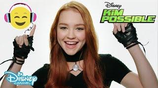 Kim Possible | Music Video - Call Me, Beep Me 🎶 | Disney Channel UK