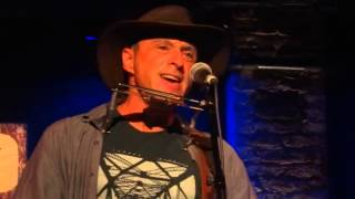 """Black Tornado"" - Dan Bern - City Winery - October 14 2015"