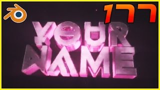 TOP 10 Blender Intro Templates #177 + Free Download