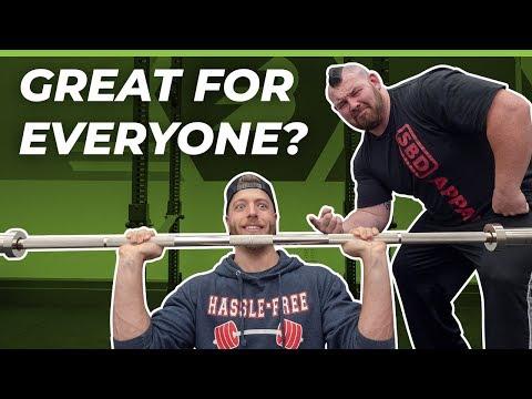How to Z Press CORRECTLY (Feat Pro Strongman Rob Kearney!!)