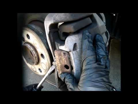 BMW Front Wheel  Bearing replacment E60/ 5 Series Part 1