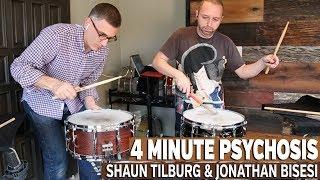 Shaun Tilburg: 4 Minute Psychosis
