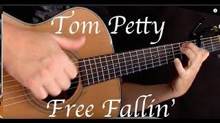 <b>Tom Petty</b>  Free Fallin  Fingerstyle Guitar