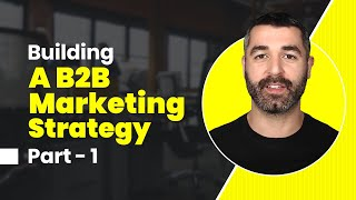 B2B Marketing Strategy: Get More Leads (LIVE)