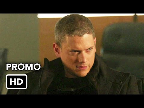 DC's Legends of Tomorrow 2x16 Promo