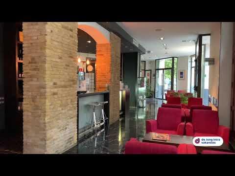 Video hotel Petit Palace Ruzafa