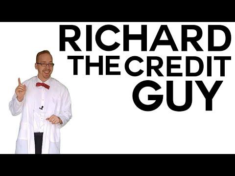 Richard the Credit Guy