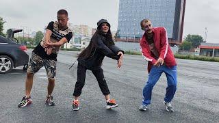 Dabro - Юность - Танец 3-в-1 (Гриша Верников, jeny_miki, Vova)