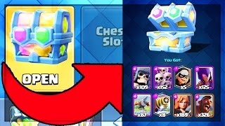 Ultra Magical Chest! Clash Royale's NEWEST Chest and HOW to Get It!