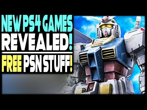 Download Get Free Stuff On Psn Right Now New Ps4 Games Revealed