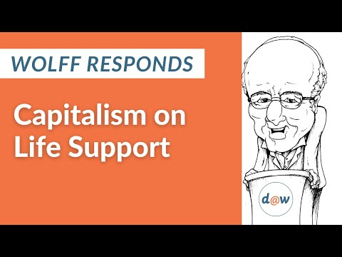 Wolff Responds: Capitalism on Life Support