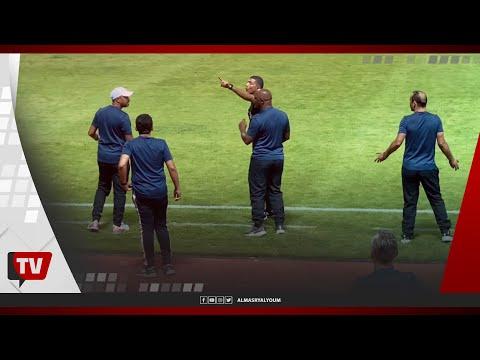 انفعالات وتوترات.. كواليس أخر 4 دقائق على دكة الأهلي قبل التعادل مع الإسماعيلي